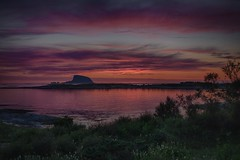 Sommerkveld (A.Husvaer) Tags: hdr norge norway helgeland sea dønna coastline sunset