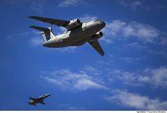 Na ala (Força Aérea Brasileira - Página Oficial) Tags: 7desetembro ano2016 brasilia brazilianairforce df f5em fab kc390 ceu ceuazul comemoracoes emvoo embraer esplanadadosministerios forcaaereabrasileira fotobrunobatista independencia setembro sobrevoo voo caça aviacaodecaca brasília