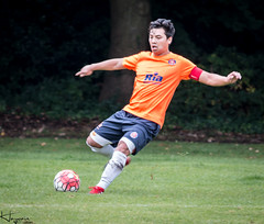 Action (Wayne Cappleman (Haywain Photography)) Tags: wayne cappleman haywain photography king george fifth playing fields park farnborough hampshire football soccer sports sunday league
