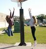 fun (Meagan St.Laurent) Tags: jump midair airborn girls friends basketball