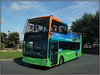 1402, Ryde (Jason 87030) Tags: scania optare visionaire bus opentop topless doubledecker period holiday august 2017 visitors sights tour breezer deck color colour colourful green orange ble wheels 1402 southernvectis ryde esplanade roadside sony ilce alpha shot shoot hf09fvv