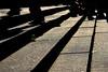 watch your step (Ismail - humanistic misanthrope ツ) Tags: berlin shadow derschatten breitscheidplatz kaiser wilhelm gedächtniskirche zoo zoologischer garten kurfürstendamm kudamm light licht flickrunited life is strong beautiful canon eos400d peace