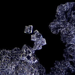 0246937165-91-The Beauty of Salt-27 (Jim There's things half in shadow and in light) Tags: 2017 amscopecacanslriiinewcanonslrdslrcamera augest canon50d focusstacking microscope closeup crystals desktop seasalt