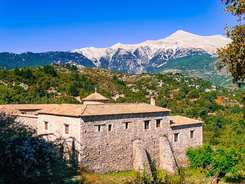 Μονη Γολας - Gola Monastery