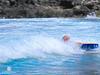 Boogie-Boarding Bald Man (Deb Wax) Tags: 52weekphotographychallenge2017week5 dogwood52 dogwood2017 story stranger boogieboard boogie board bald man ocean water surf blue hawaii vacation week 34 52weekphotographychallenge dogwoodadvanced2017 environment photography photos debw07 play recreation hangten hang ten fun sun swim sea waves cool beach lava rocks hills drops