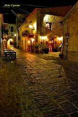 A cantina... (michelecipriotti) Tags: cariati calabria borgoantico acantina portapia night light colors costajonica restaurant corso xxsettembre