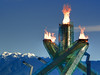Fire and Ice (ecstaticist - evanleeson.com) Tags: olympics vancouver 2010 tnmh torch sport internationalism