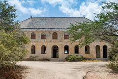 Seaman's quarantine and Slave Hospital Curacao