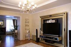 Дизайн интерьера частного дома | гостиная