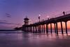 Huntington Beach Pier (RyanLunaPhotography) Tags: 1635 canon hb huntington ocean orangecounty pier beach landscape seascape sunset water ngc