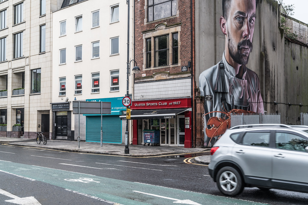 EXAMPLES OF URBAN CULTURE IN BELFAST [STREET ART AND GRAFFITI]-132925