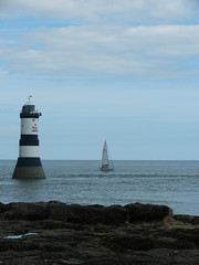 Penmon (daveandlyn1) Tags: yacht boat penmon anglesey northwales uk s9100 coolpix nikon