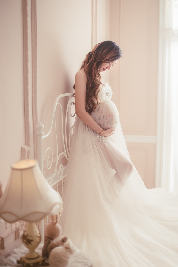 36836167386 2d399f44ea o [台南孕婦寫真]浪漫甜美系孕寫真