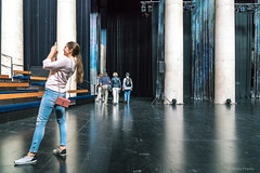 Odeon-Theater, Großer Börsensaal (Anita Pravits) Tags: börse historismus leopoldstadt odeon openhouse serapionsensemble theater vienna wien stockexchangebuilding theatre
