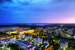After the Storm (timo_w2s) Tags: vuosaari helsinki finland evening clouds buildings cirrus sininenhetki bluehour