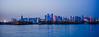 Doha Business District Skyline (Sunil - Bhoj) Tags: voigtlanderheliar40mm landscape corniche seafront sonya7r doha qatar