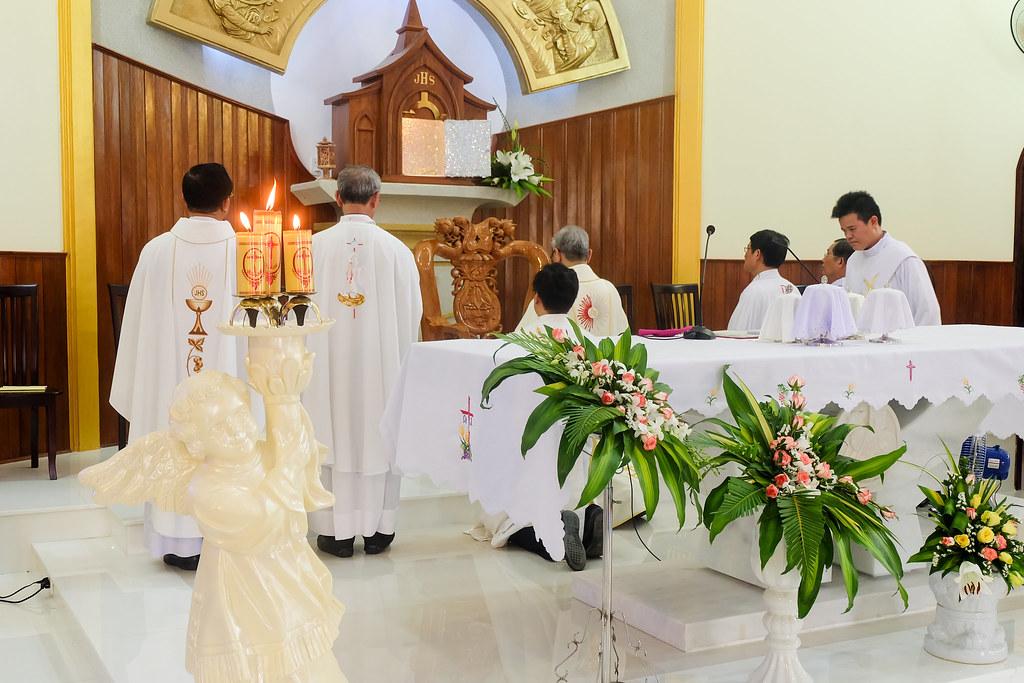 Thánh lễ tạ ơn khánh thành nhà thờ Hòa Cường – Giáo phận Đà Nẵng - Ảnh minh hoạ 54