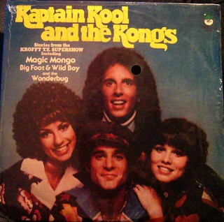 Kaptain Kool & The Kongs 1976 :