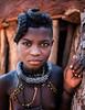 Namibia (mokyphotography) Tags: africa namibia himba ritratto ragazza girl people portrait woman tribù tribe tribal villaggio village epupafalls eyes ethnicity travel canon face viso