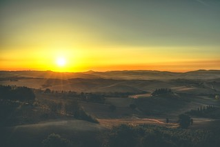Good Morning, Tuscany!