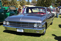 1961 Ford Starliner (bri77uk) Tags: kiama rodrun ford
