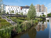 R0013583 (L.la) Tags: 75013 paris france eu europe europa europaonflickr reflet urban water ricohgrd ricoh grdiii grd laurentlopez lla