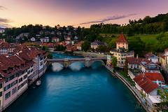 Aare river @ Bern