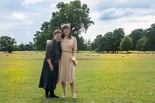 Wedding at Calke Abbey