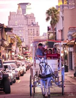 New Orleans  Goldene Stunde