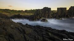 0S1A6215 (Steve Daggar) Tags: kiama bombo seascape sunset sunrise landscape longexposure