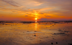 near by the sea (Gennaro Luvino) Tags: dänemark sky sunset clouds blue now 2017 light night sea isel northsea nordsee trip holiday weather water beach wetter red strand reise time zeit foto photo flickr nikon country europa europe cloud canon fuji insel urlaub natur nature panorama landscape nationalpark sturm ocean photography nikonflickraward