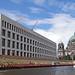 Le Humboldt-Forum en construction (Berlin)