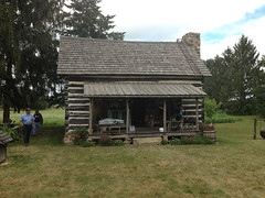 """Mottice Heritage Farm Historic   1840s Cabin • <a style=""""font-size:0.8em;"""" href=""""http://www.flickr.com/photos/94341077@N03/37187918980/"""" target=""""_blank"""">View on Flickr</a>"""