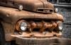 Rusted Ford (Calvin Morgan) Tags: rust desaturation nikond700 nikon70300 ford truck
