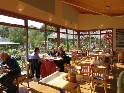 Cafe - Caulders Mugdock Garden Centre
