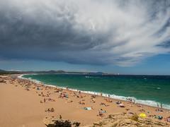 MM*** (MoiseM) Tags: tormenta playa paisatge pladja pals