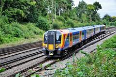 450569 (stavioni) Tags: south west trains western railway rail train emu electric multiple unit class450 blue siemens desiro swml
