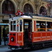 Historic Istaklal-Taksim-Tünel-Tram