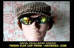 Tweed Hat Made In New Zealand v5 (The General Was Here !!!) Tags: tweed cap hat hats nz kiwi newzealand flatcap cheesecutter auckland whangarei tauranga rotorua gisborne napier hastings hamilton newplymouth plamerstonnorth wellington nelson christchurch dunedin invercargill vinatge retro oldschool wear canon text fashion headgear head sunglasses sunnies sydney brisbane melbourne 2017 2018 2019 2016 2015 mens gents portrait