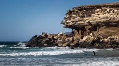 Punta Guadalupe, La Pared, Fuerteventura (chrisgj6) Tags: lapared canaryislands beach spain coast fuerteventura sea pájara canarias es