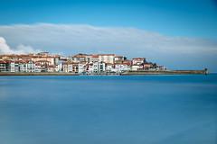 Lekeitio-007-3 (fadercini) Tags: lekeitio mar largaexposicion puerto