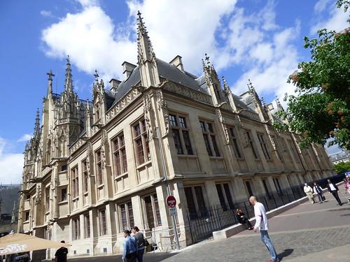 Rouen - Palais de Justice (7)