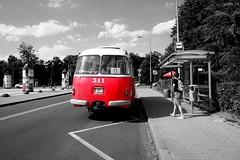 DSCF1270a_jnowak64 (jnowak64) Tags: poland polska malopolska cracow krakow krakoff zwierzyniec komunikacja autobus lato mpk mik selektywnebarwy