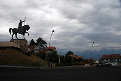 Telavi - statue of King Erekle II (Jelger Groeneveld) Tags: georgia tusheti omalo dartlo kakheti roadtrip caucasus