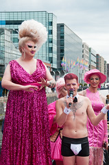 2017_Aug_Pride-684 (jonhaywooduk) Tags: lady galore this is how we drag amsterdam pride 2017 canal boat transvestie