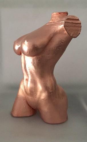 Metal Skin on 3d printed plastic - by Dizingof-01