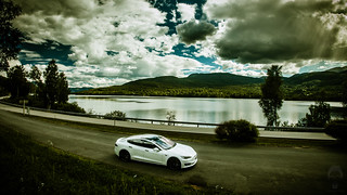 A Tesla in Norway