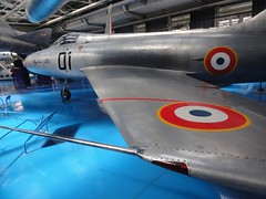 """Dassault Mystere 3 • <a style=""""font-size:0.8em;"""" href=""""http://www.flickr.com/photos/81723459@N04/36078435983/"""" target=""""_blank"""">View on Flickr</a>"""