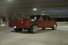 Cycle 1_13 (Sail.sr5) Tags: obs dually lowered truck