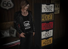 Spice wearing ::ALTER:: James Leather Jacket & Biker Jeans @ Swank and George Glasses Hipster (Two Too Fashion) Tags: secondlife secondlifemodel secondlifefashion secondlifeblogger twotoofashion alter alterjamesleatherjacketbikerjeans jamesleatherjacketbikerjeans jamesleatherjacket bikerjeans swank swankaugust2017 fashion altergeorgeglasseshipster georgeglasseshipster fashionoutfit fashionmaleoutfit fashionmale fashionmalestyle maleleatherjacket bikerpants maleoutfit malemodel malefashion malejacket malejeans malepants